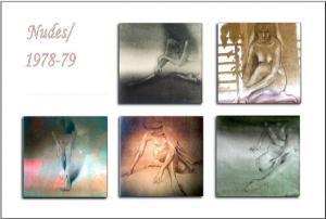 Nude sketches 78-79