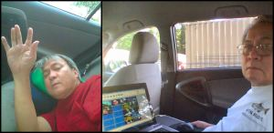 All these years from May 2009 when I arrived from the Philippines, my wife, Lorna, gave service to home care patients to many remote places here in Texas. Since, most of the time, I drove for her, I would spend my time, forty to an hour, each patient she cared for, inside the then, Toyota Matrix and now, RAV4, writing my thoughts to becoming narratives, short stories, to a book, then several books. Not a dull moment, indeed, I would recall.  Until now, that we are somewhat situated at the center of Houston, TX, Medical Center, I spend more of my time in our fourth floor one bedroom apartment, still writing to friends over Facebook, WordPress blog and Gmail. I find myself happy being able to write even in my simplest way, for I never really had any training in writing nor the interest to write until the need had arisen. I guess, we can say, there really is a time for everything, everything in God's time.