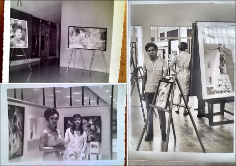 "1967 – ""Glenn's Early Religious Works"", Abelardo Hall, University of the Philippines, Diliman, Quezon City, Philippines<br />;1968 March – ""CMLI Art Scholars' Art Exhibition"", Philamlife Building, United Nations Ave., Manila, Philippines; 1968 – ""Come All Ye"", Union Church of Manila, Makati, Philippines"