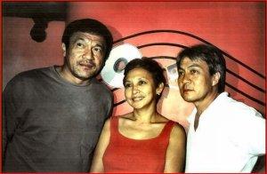 Bim Bacaltos, Peggy Bose, Glenn Bautista / Recording Songs
