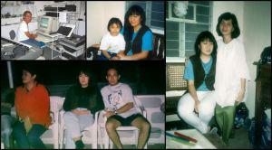 . Visit with John-Tess, Charlie, Tes & Lien Manalo - Paranaque; Kuya Jun at Glenn'Studio, Imus, Cavite