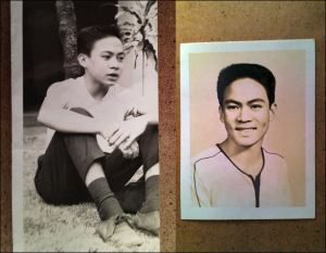 . Glenn Bautista   Central UMC Days - ca. 1965