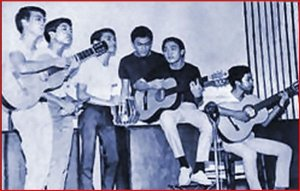 Ma's Concern . UPCFA singing group / 1963-69