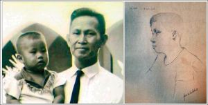 . Rev I. P. Bautista & then, Jun Manalo, now - Pastor John Manalo