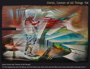 . Christ, Center of All Things - by Glenn A. Bautista