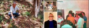 . May-June 2012 Visit to Santa Barbara and Past Activities as an Art Student at Brooks Institute - '70-'72
